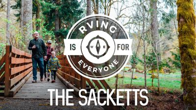 RVing is for Everyone // The Sacketts