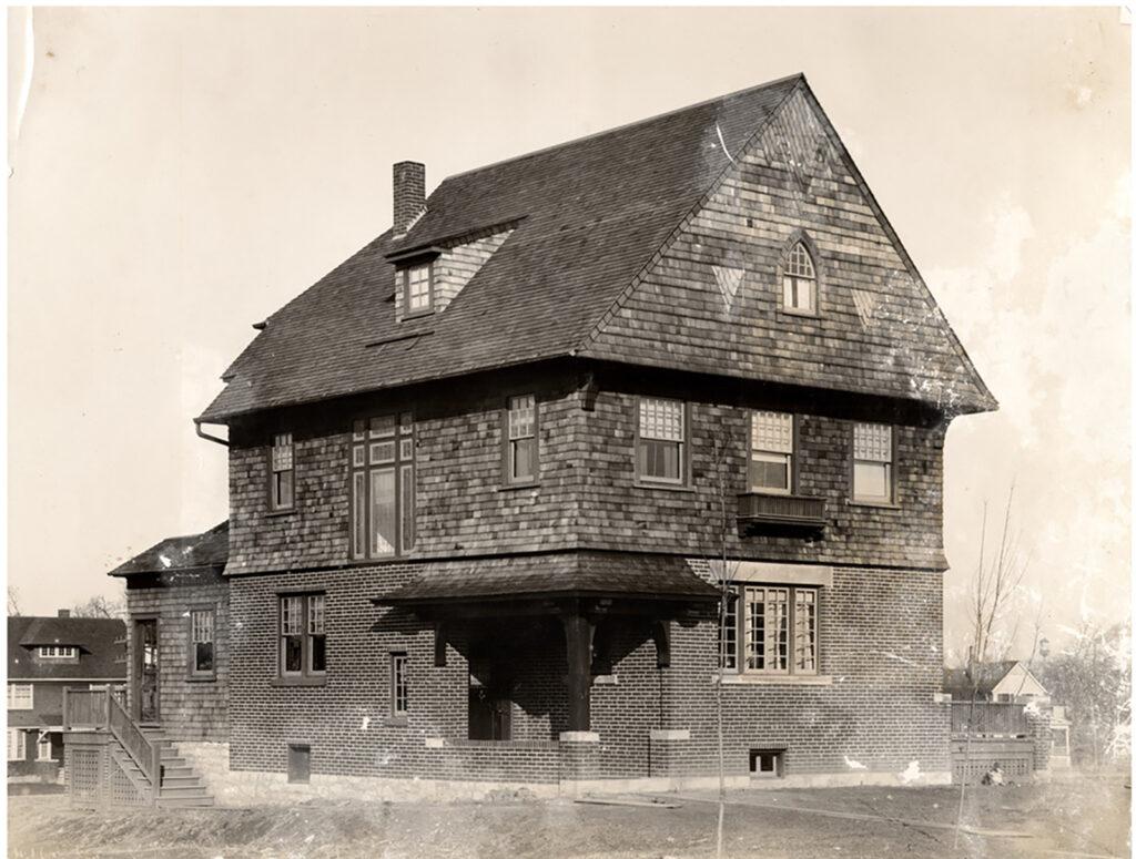 Historic photo of 6943 Columbia