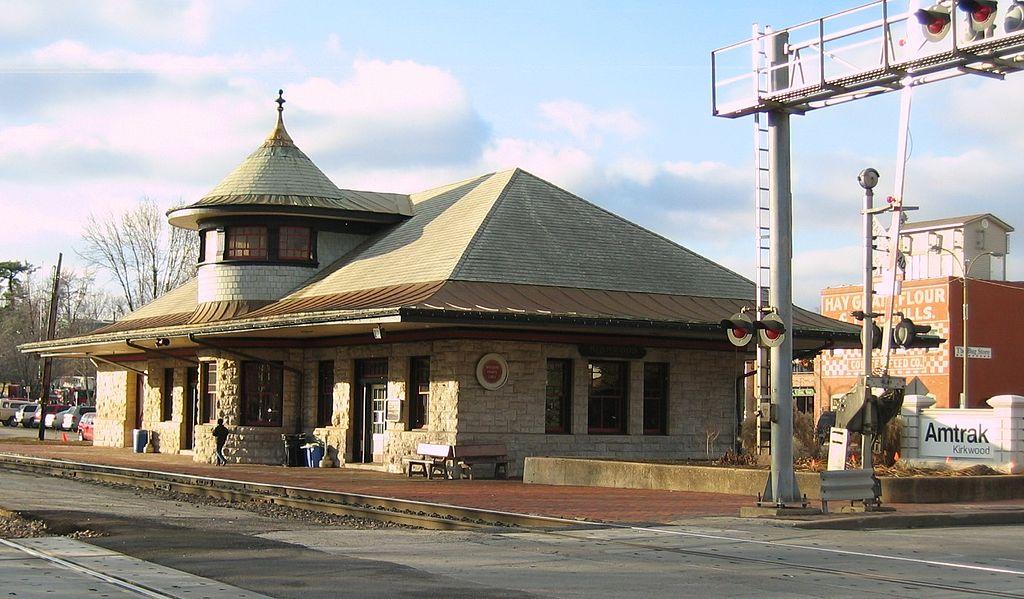 Kirkwood Amtrak Station