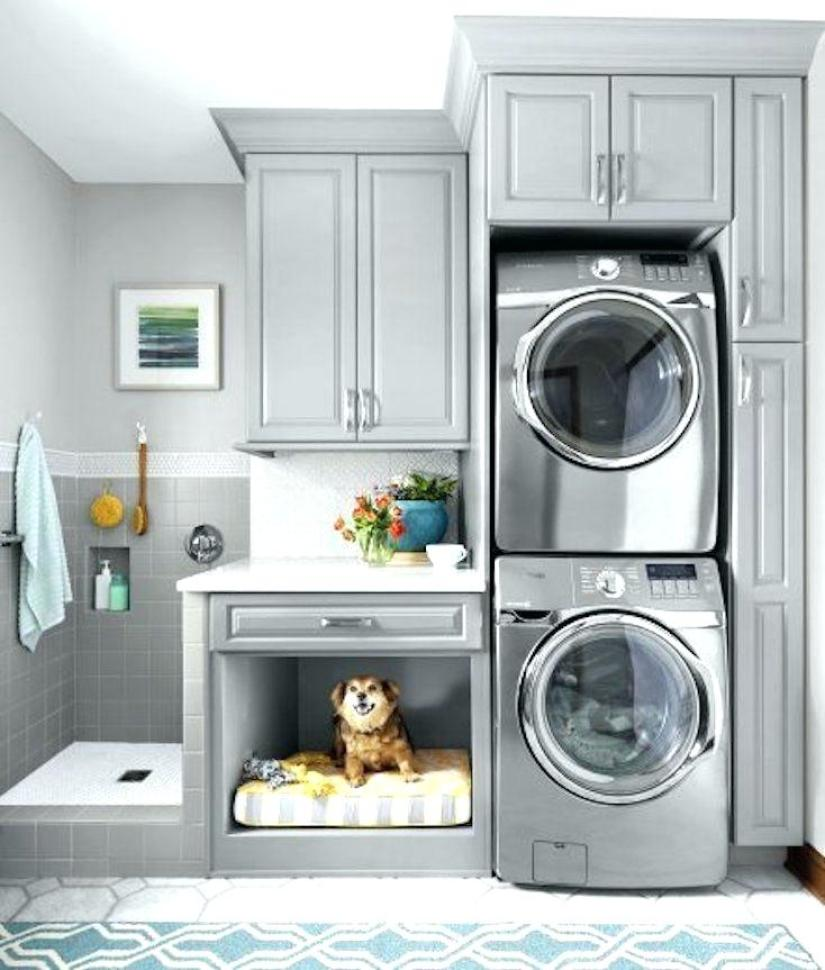 laundry room with consideration of pets