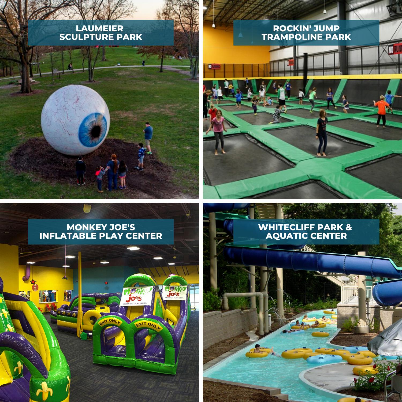Grantwood Village Activities for Kids