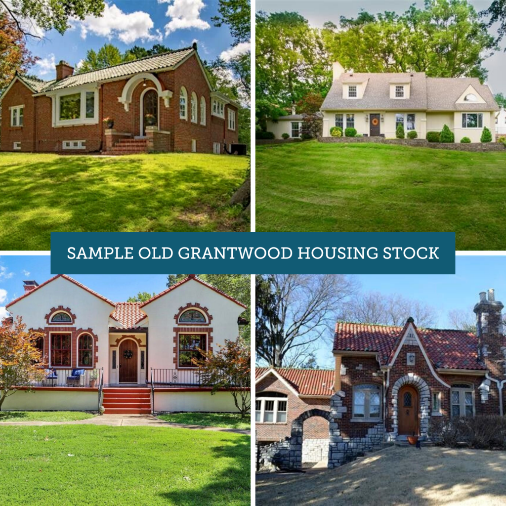 Old Grantwood Homes