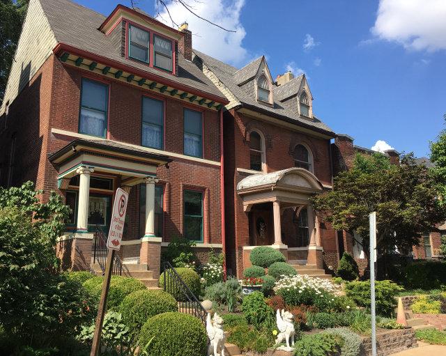 Shaw Neighborhood Homes