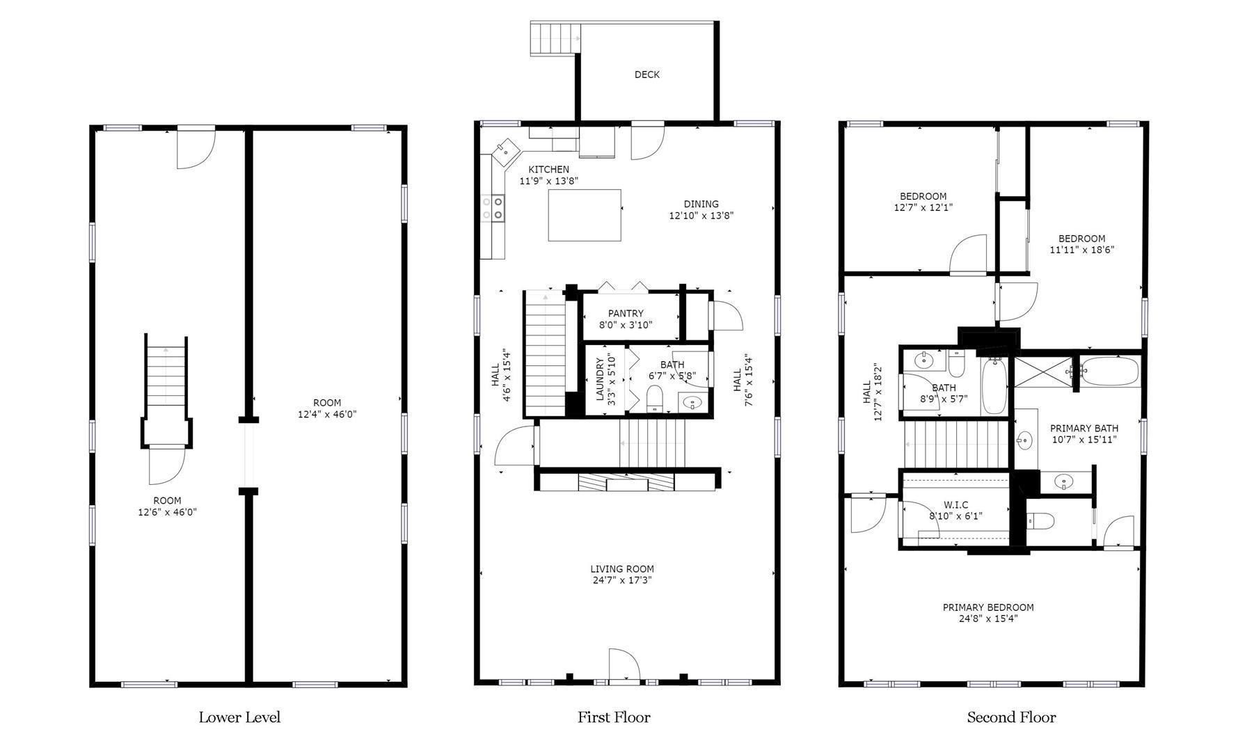 3017 Henrietta Floorplan