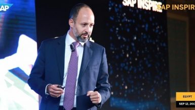 Gergi Abboud, Managing Directorof Gulf & Pakistan at SAP