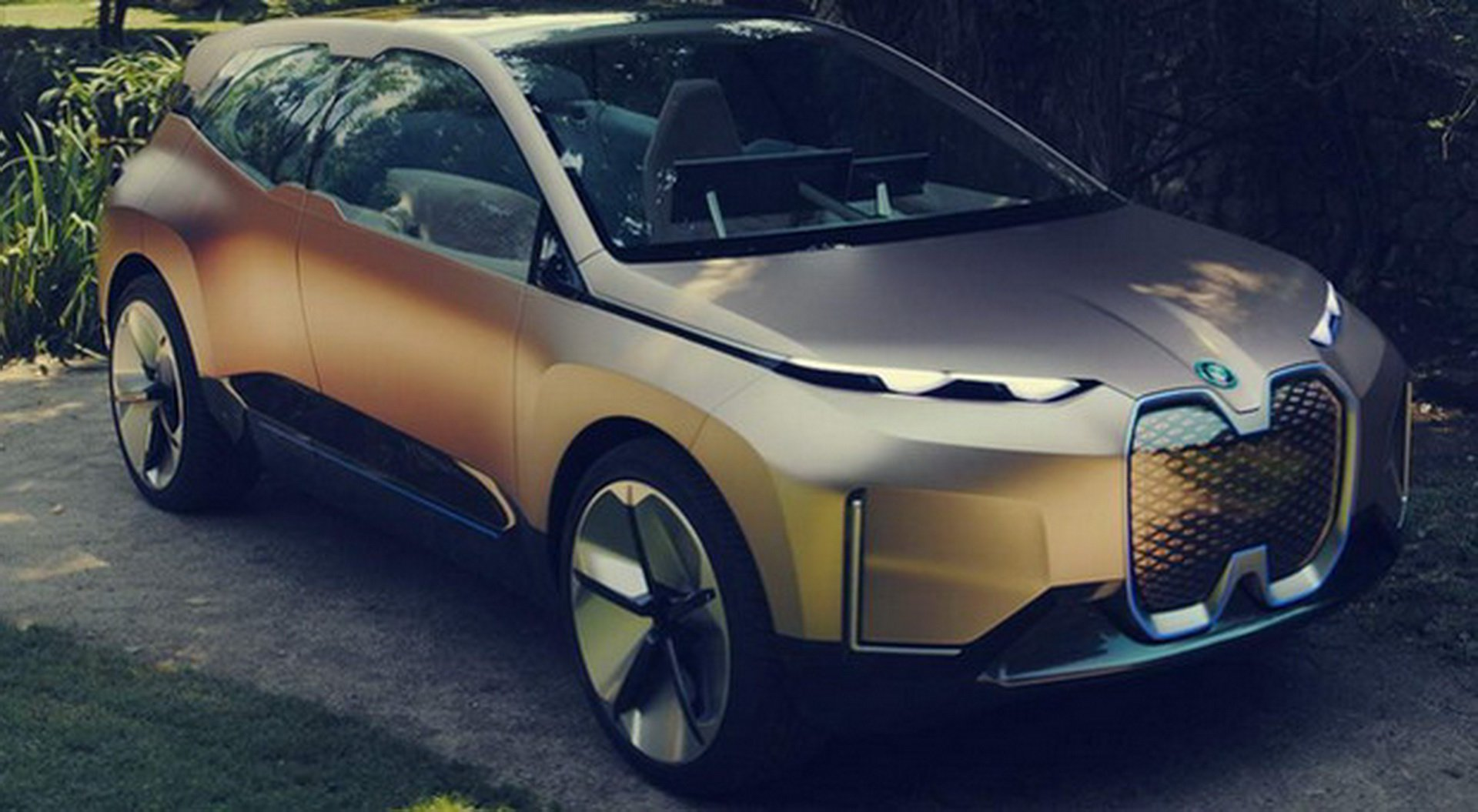 Bmw Unveils New Electric Suv Inext Project Daily News Egypt