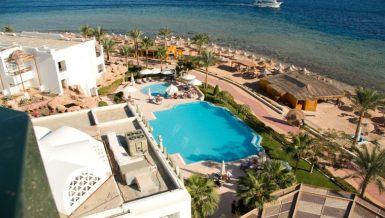 Earlier in May, Thomas Cook cancelled some of its holidays in Sharm El-Sheikh.