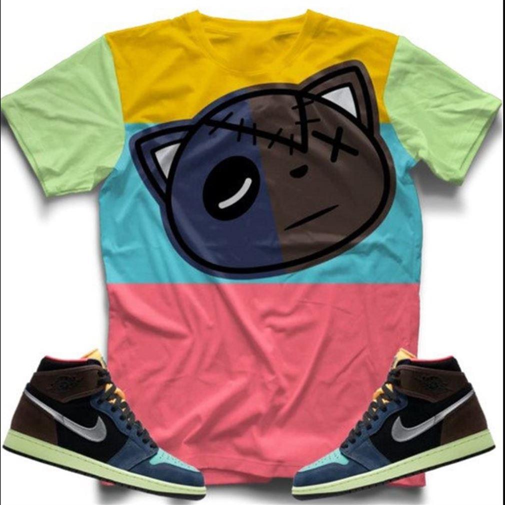 The Bees Knees Tee Shirt Air Jordan 1 Shirt Bio Hack 1s T-shirt Nike Sb Dunk Low Pro Ben N Jerry Shoes Match Air Jordan 1 So Fabulous