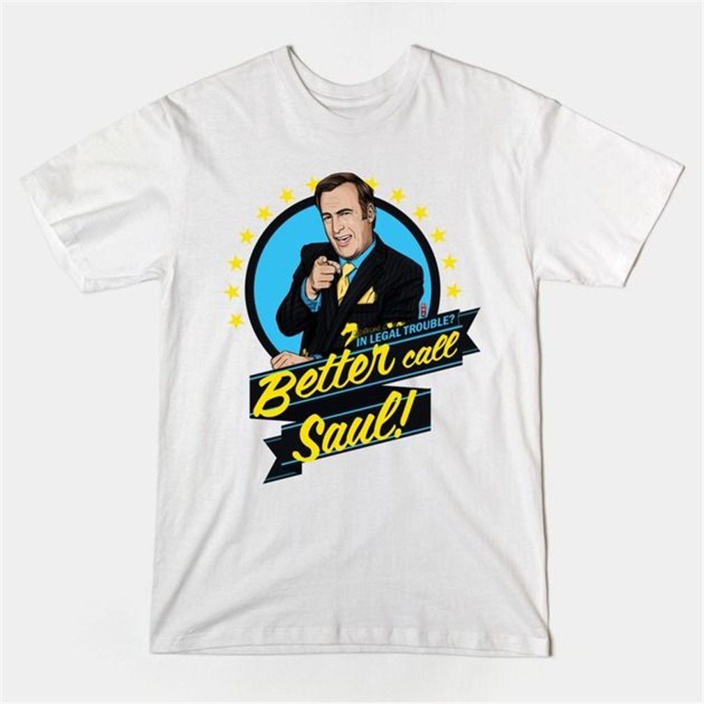 Bob Odenkirk Better Call Saul Classic T Shirt