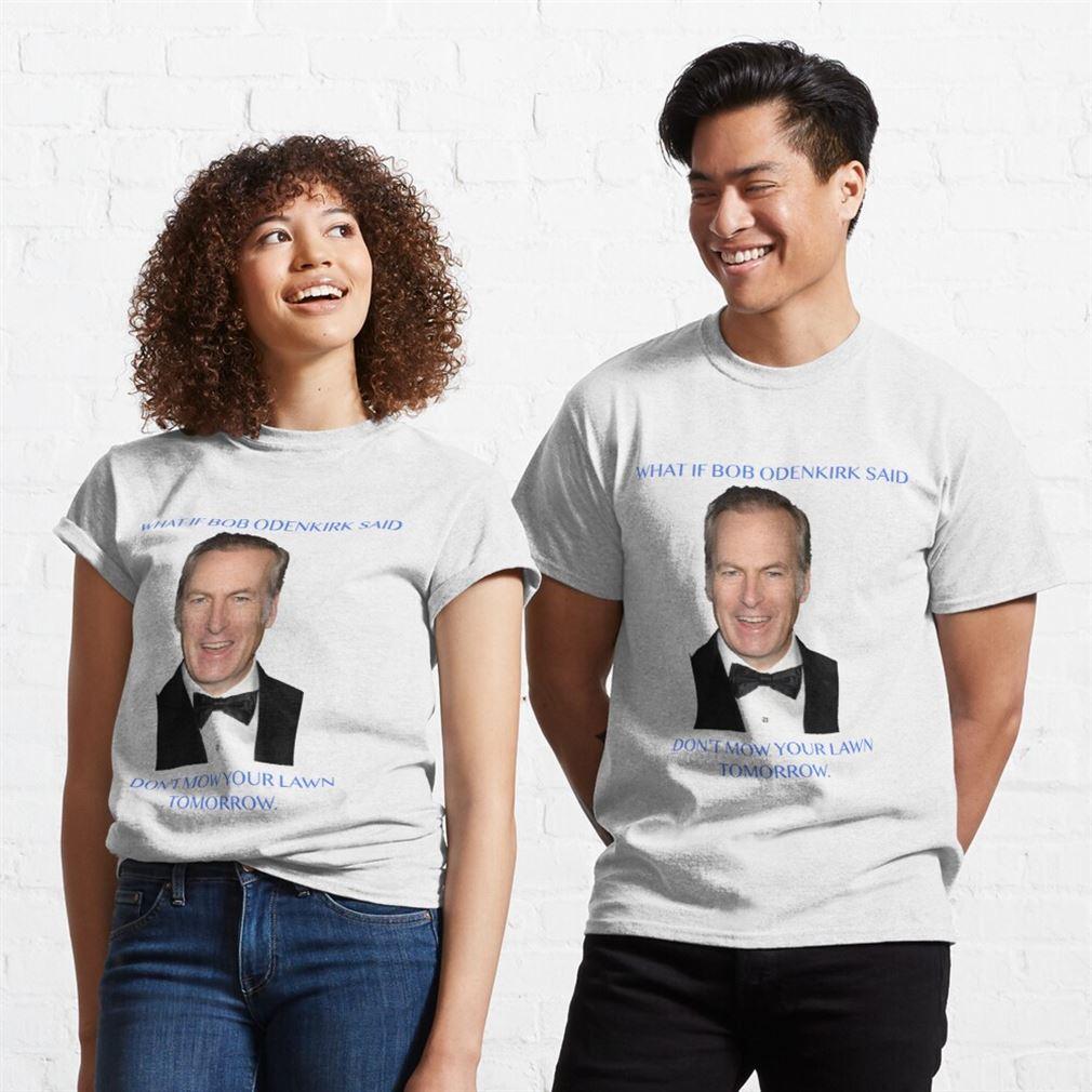 Bob Odenkirk Ii Classic T Shirt
