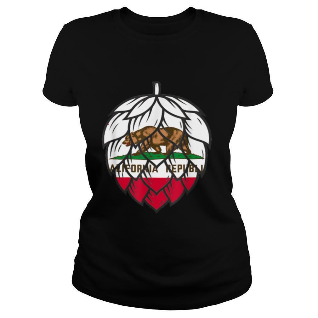 Awesome Tees California Beer Hops Craft Beer Hot 2021
