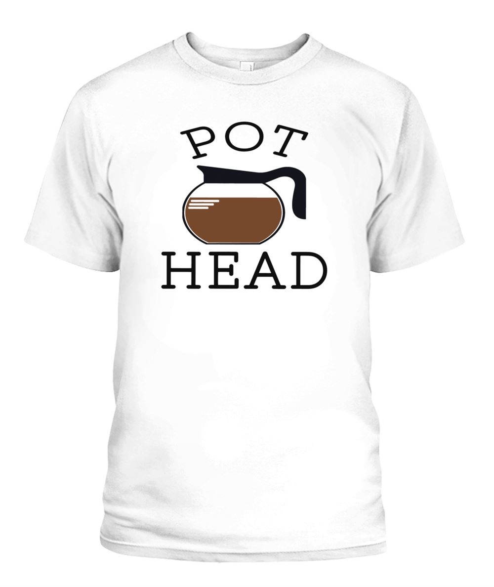 Terrific Coffee Pot Head Shirt Marvelous