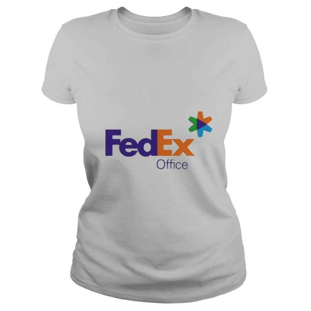 Fedex Office Logo Purple Orange