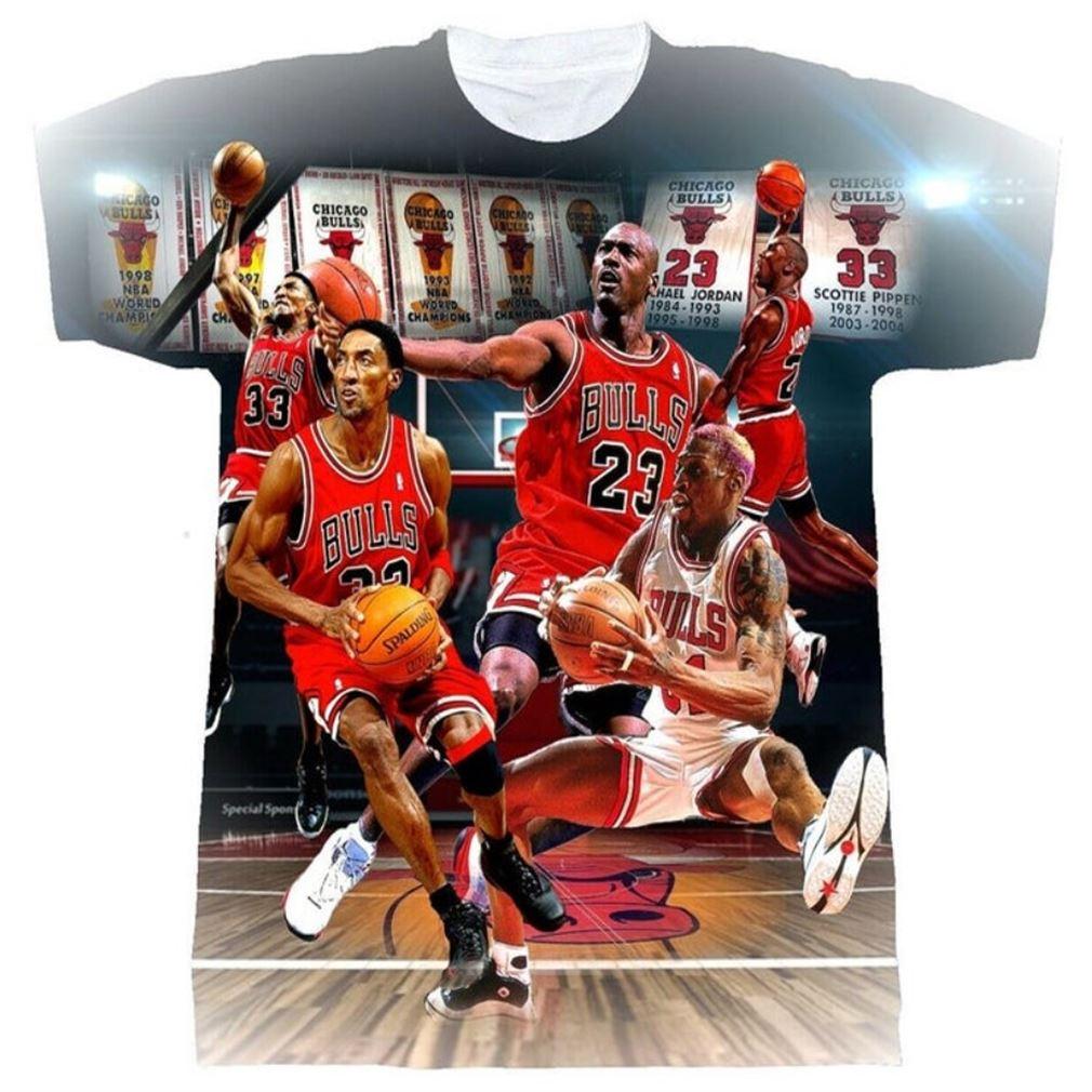 Amazing Last Dance Jordan Pippen Rodman Jordan Jordan Pippen Rodman Chicago Bulls Michael Jordan The Last Dance Baseball Hot 2021