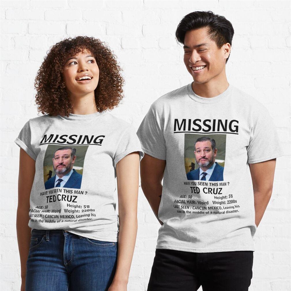 Great Missing Ted Cruz T So Wonderful