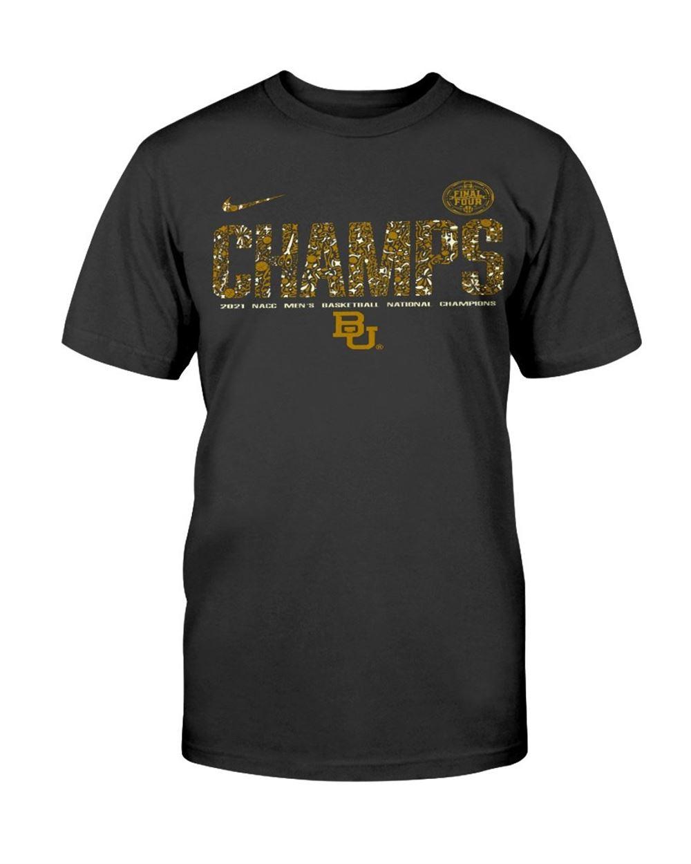 Amazing Tee National Champions Locker Room Shirt 100% Cotton
