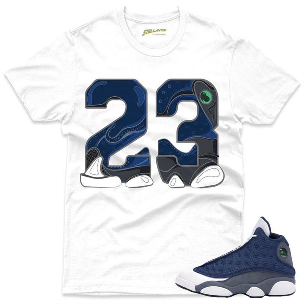 Number 23 - Air Jordan 13 Retro _quot_flint_quot_ Sneaker Streetwear Unisex