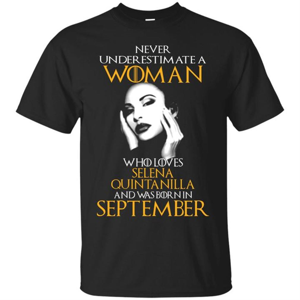 Selena Quintanilla And Born In September Classic T Shirt