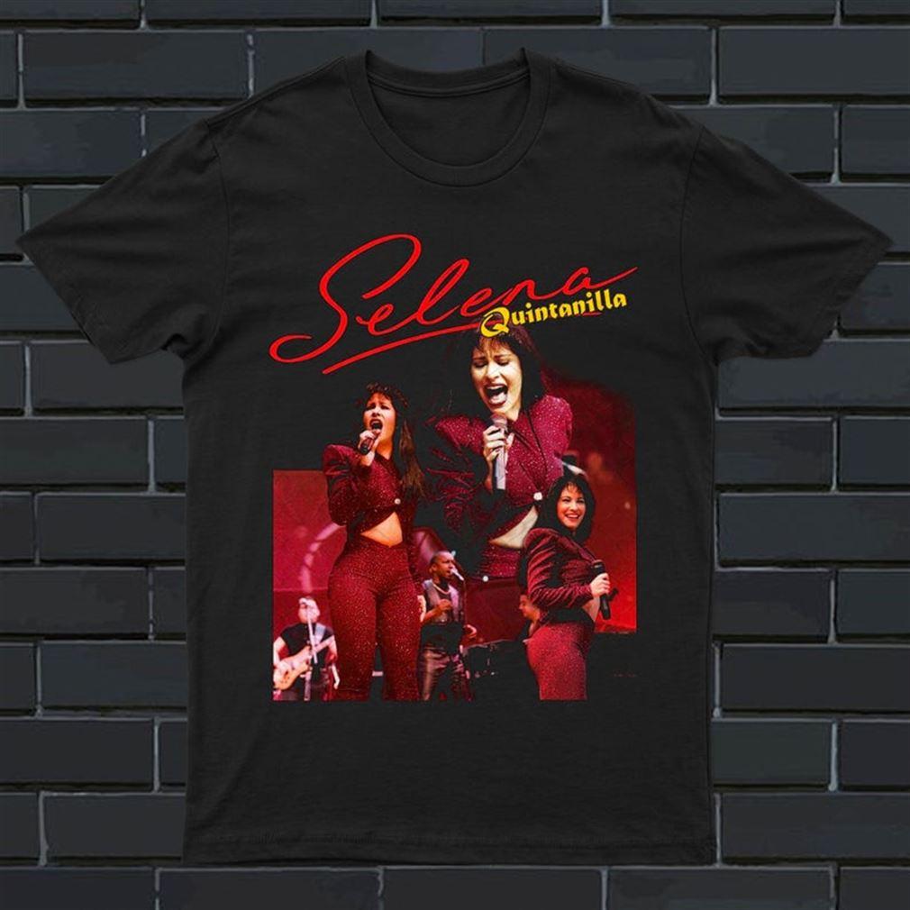 Selena Quintanilla Vintage 90s Classic T Shirt