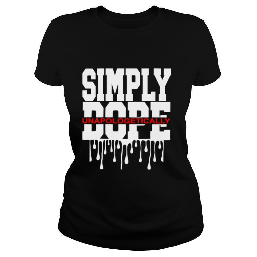 The Bee's Knee T-shrirt Simply Dope Design For Men And Women