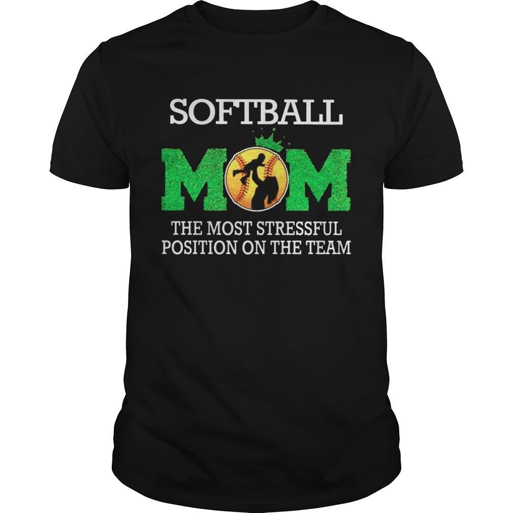 Softball Mom The Most Stressful Position On The Team