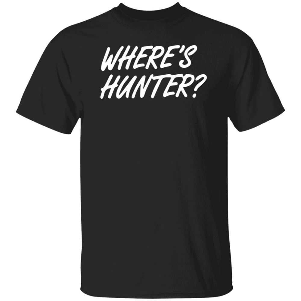 The Bees Knees Tee Shirt Trump Wheres Hunter Shirt Hot 2021