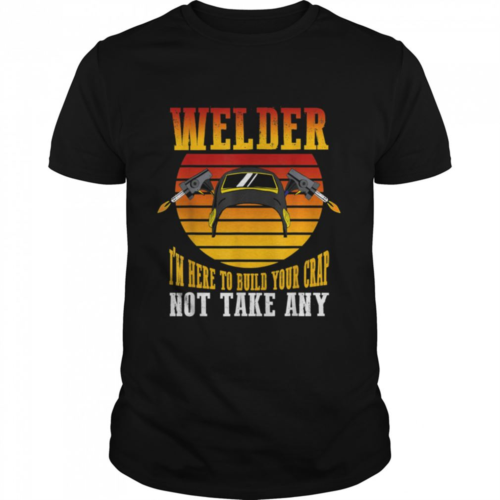 The Bees Knees Tee Shirt Welding Weld Brilliant T-shirt