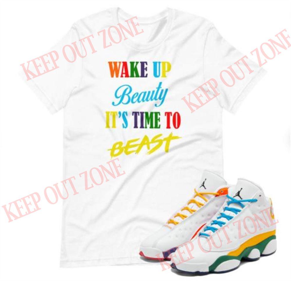 Air Jordan 13 Gs Playground Air Jordan 13 Shirt Retro Jordan Shirt