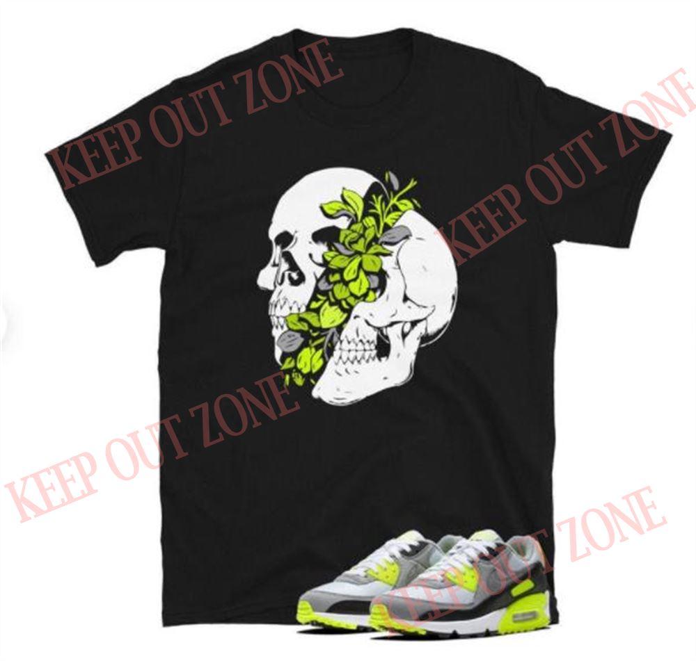 Air Max 90 Og Volt Tee Sneakerhead Short-sleeve Unisex T-shirt
