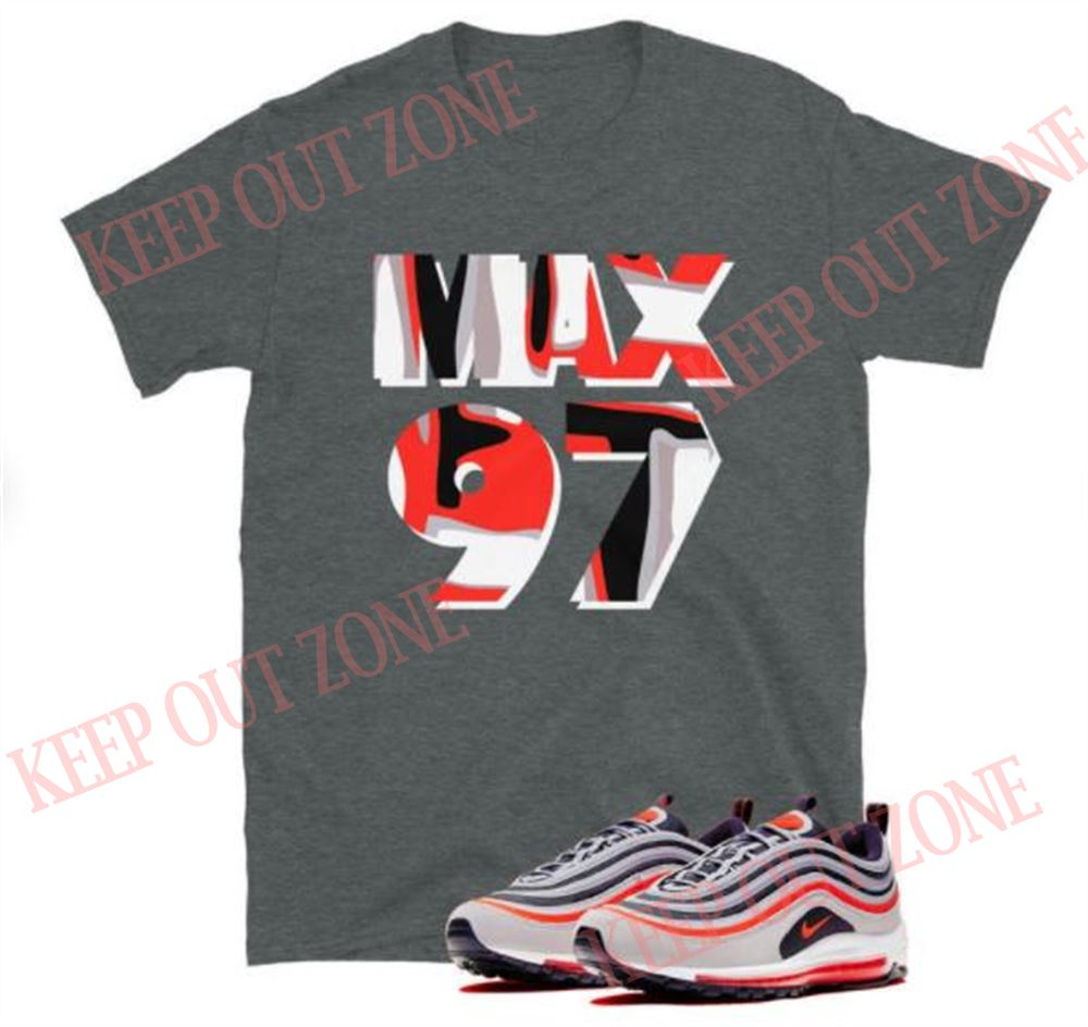 Air Max 97 Radiant Red Unisex T-shirt
