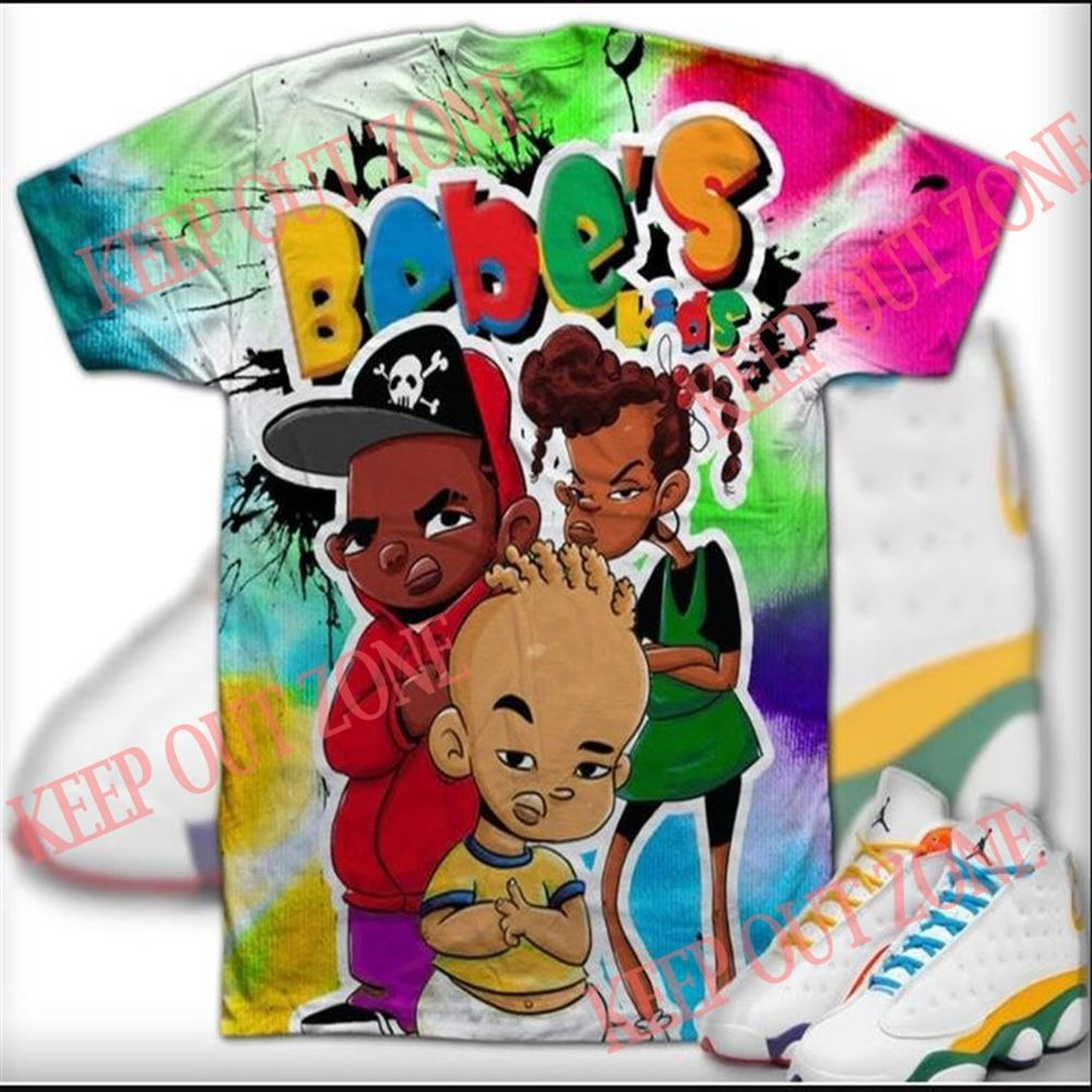 Terrific Custom Bebes Kids Shirt Jordan 13 White Black Court Purple Ksa New 2021