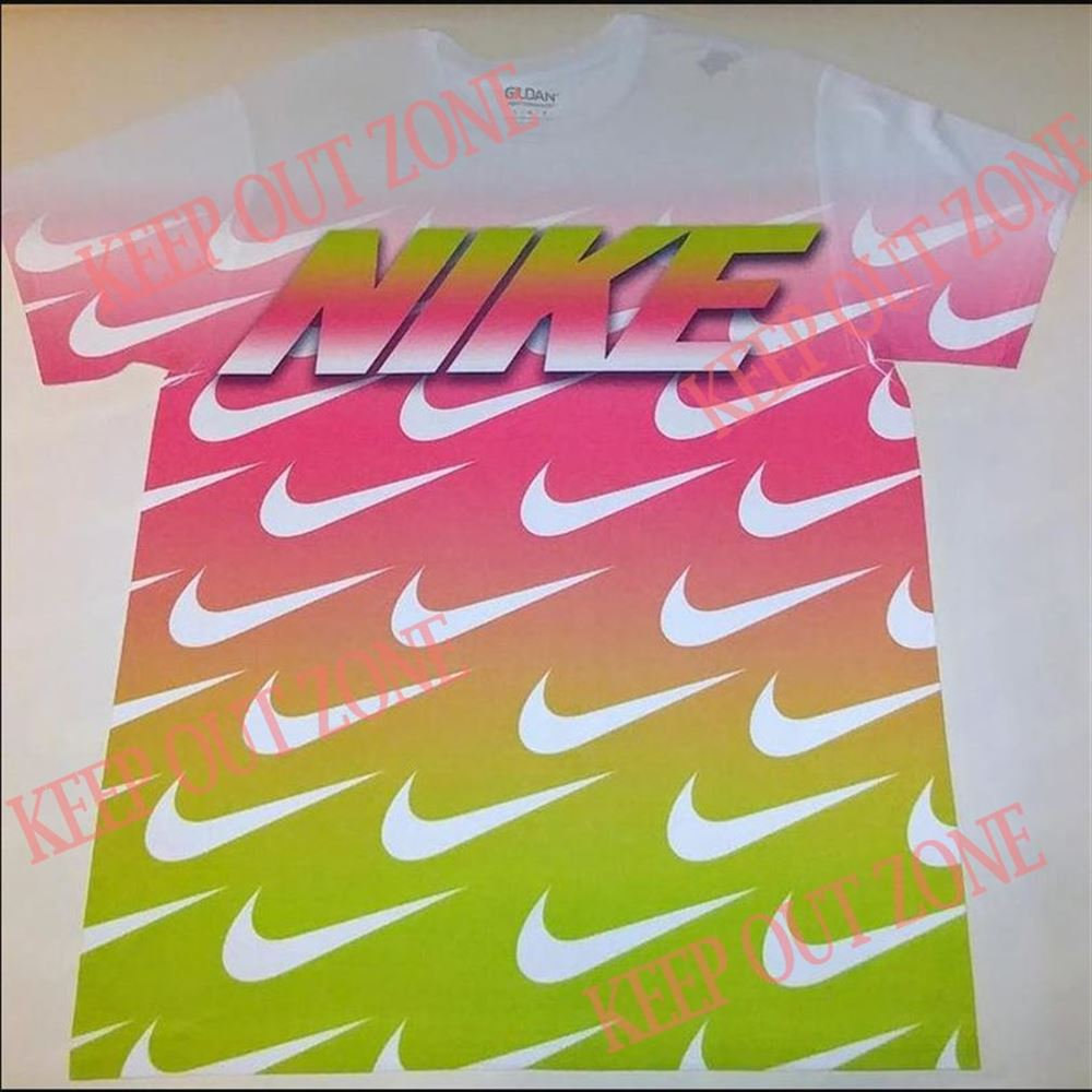 Awesome Custom Shirt Air Max Plus And Air Max 270 Hot Punch Volt _ Total Orange Hot 2021