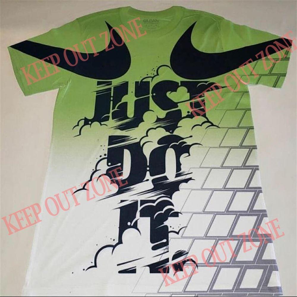 Amazing Tee Custom Shirt For Air Max 97 Black-neon Green 270 Black Volt 95 Black Volt Vapormax 2 Volt Air Max 200 Stone Brown Electronic Green So Fabulous