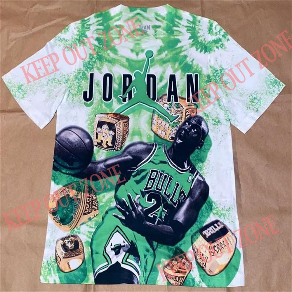 Awesome T-shirt Electric Green Neon Green Jordan Shirt So Wonderful