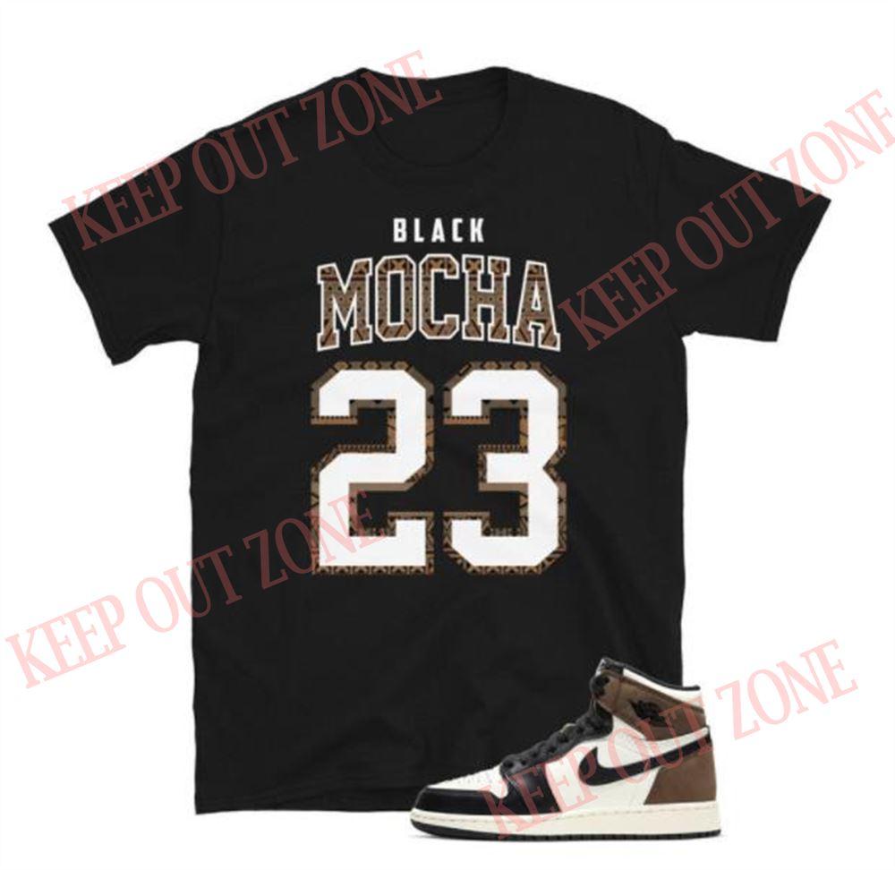 The Bees Knees Tee Shirt Jordan 1 Retro Dark Mocha Unisex T-shirt So Epic