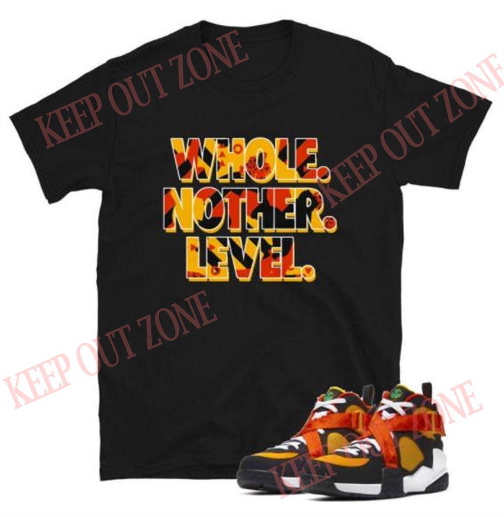 Awesome T-shirt Level Up Tee Air Raid Raygun Unisex T-shirt 100% Cotton