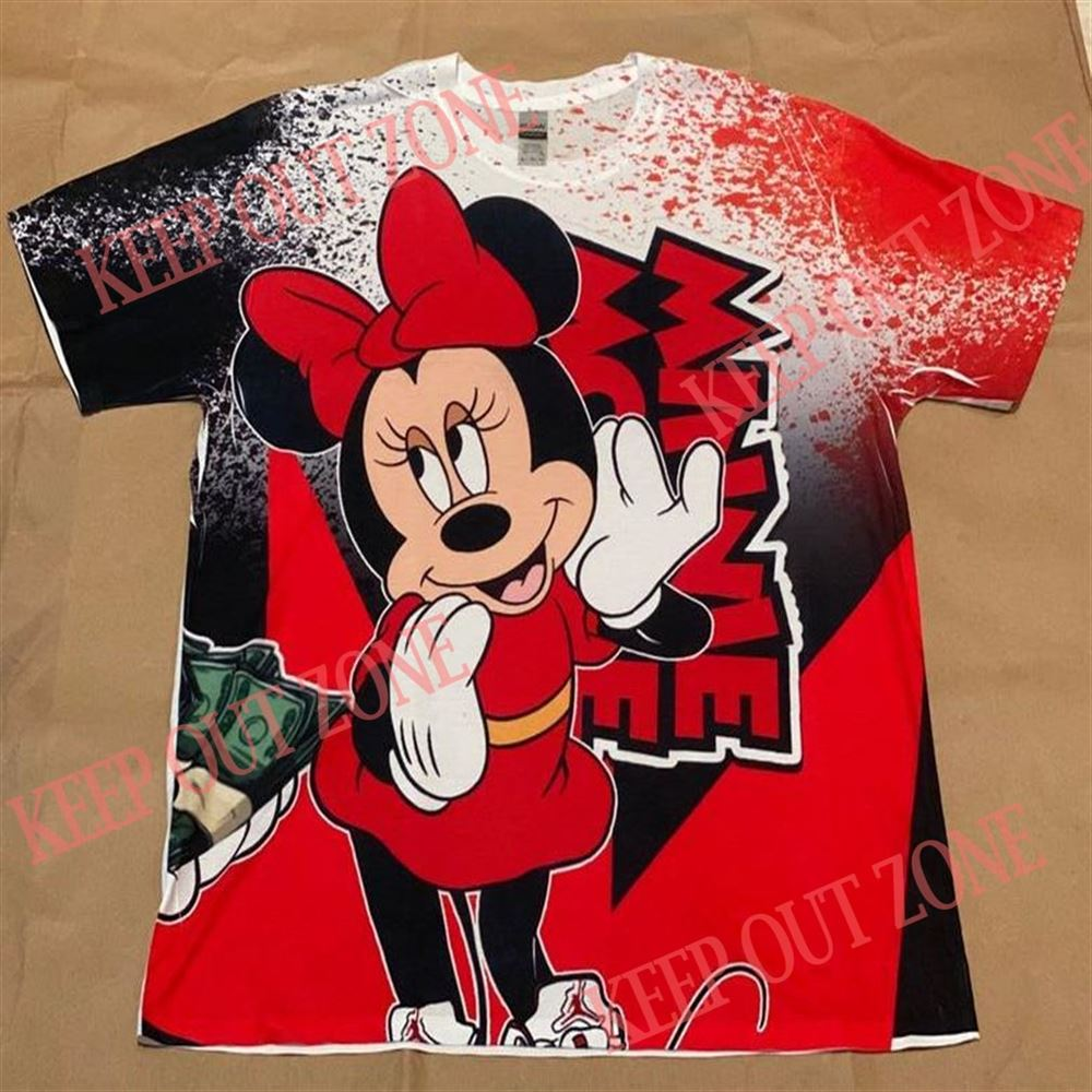 Terrific Tees Minnie Mouse Shirt Air Jordan 14 Gym Red Jordan 11 Low Gym Red For Men And Women