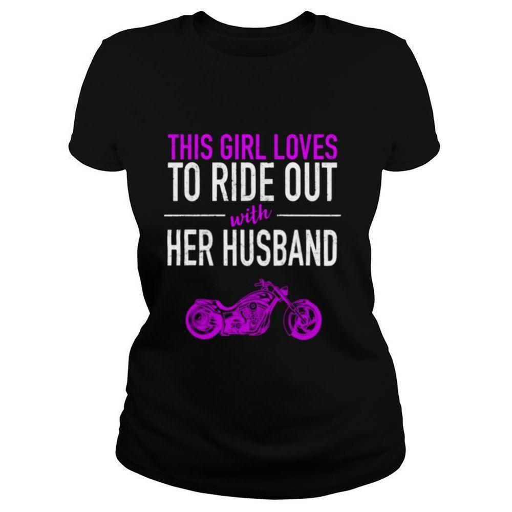 Terrific Motorrad Geschenke Frauen Dieses Mädchen Liebt Es Mit Dem Langarmshirt Shirt For Men And Women
