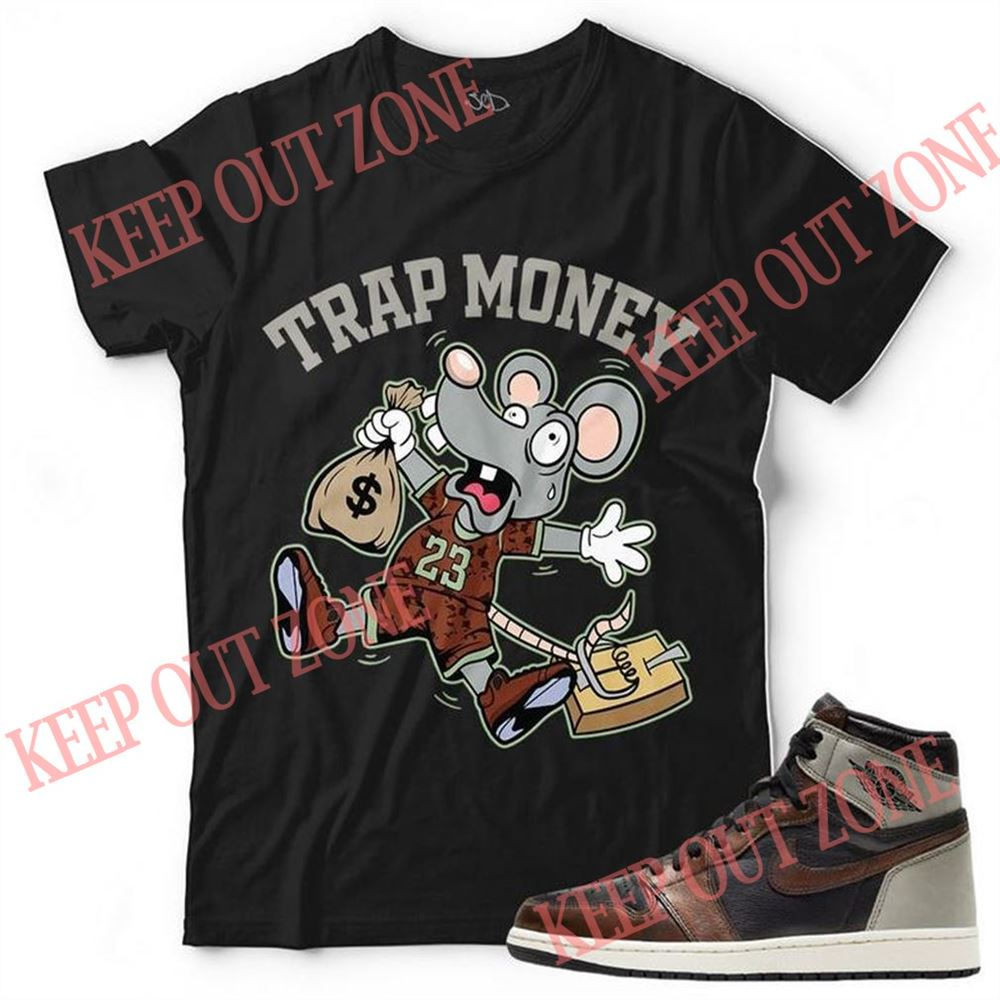 The Bees Knees Tee Shirt New Trap Money Unisex T-shirt Match Jordan 1 Retro High Og _quot_patina So Wonderful