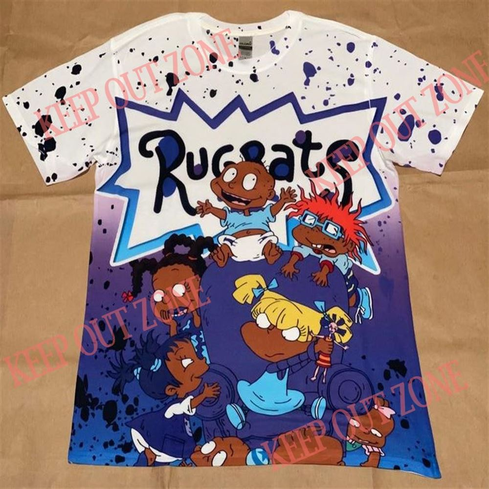 Amazing Rugrats Alternate Grape Shirt So Epic