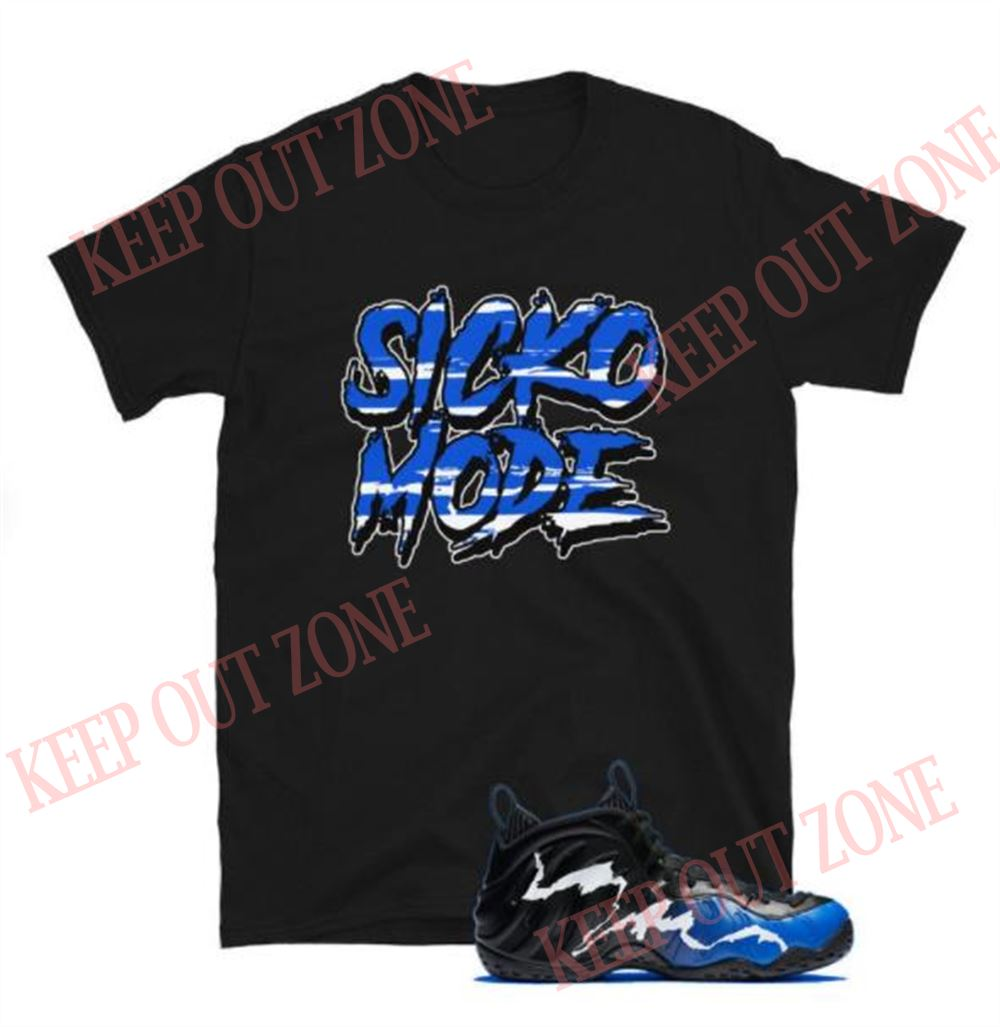 Great Tee Sicko Mode Tee Foamposite One 1996 All-star Unisex T-shirt So Epic