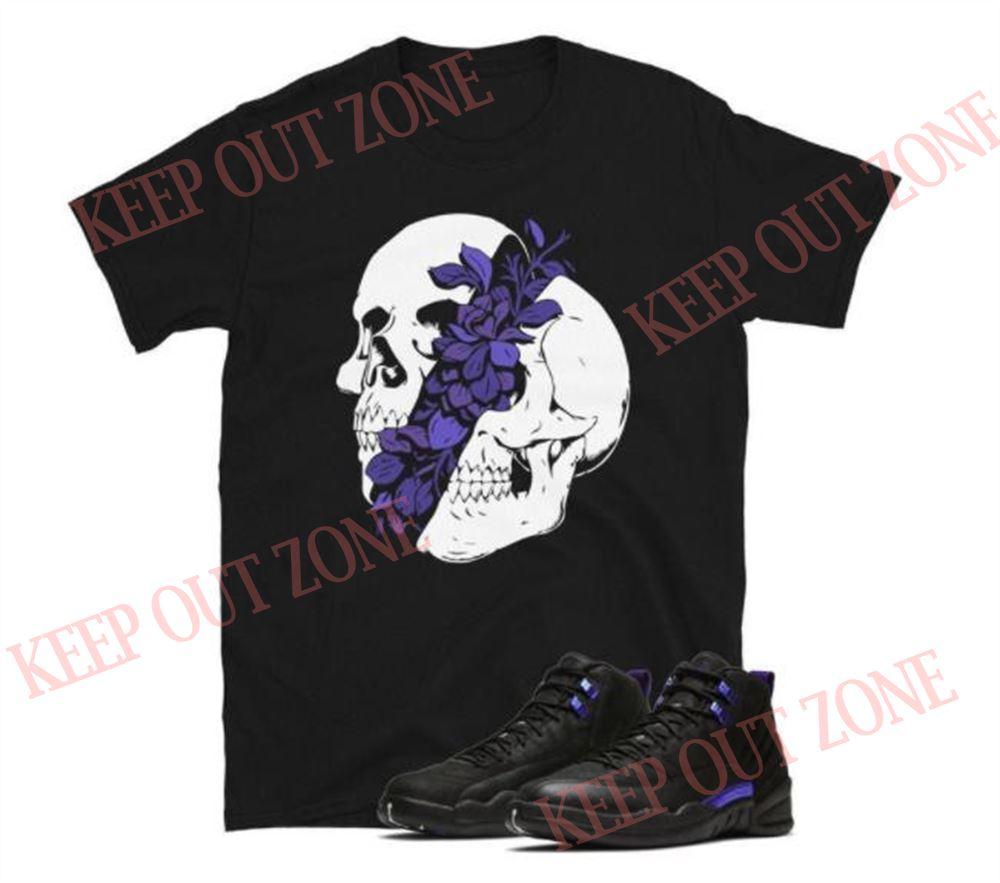 The Bee's Knee T-shrirt Sneakerhead Tee Jordan 12 Retro Dark Concord Unisex T-shirt So Epic