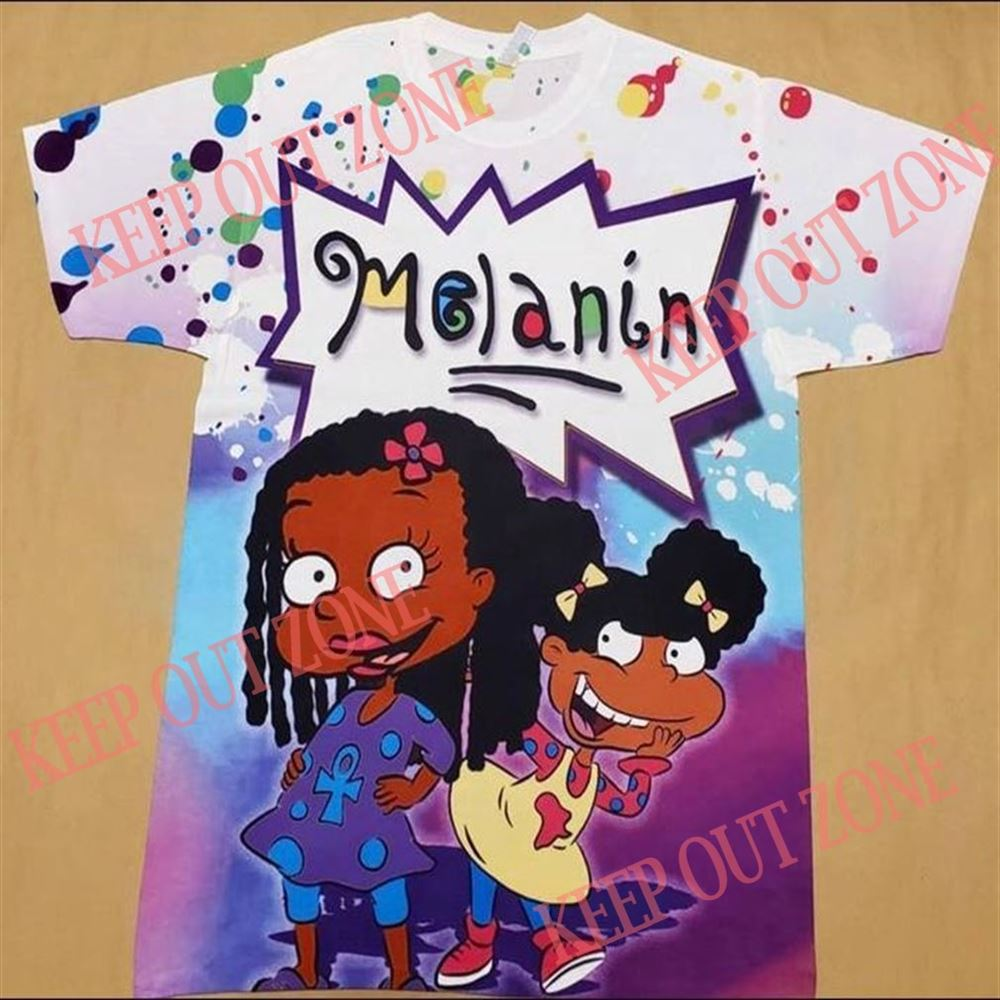 Amazing T-shirt Susie _ Angelica Melanin Vans Old Skool Neon Colorblock Vapormax Purple Blue For Men And Women
