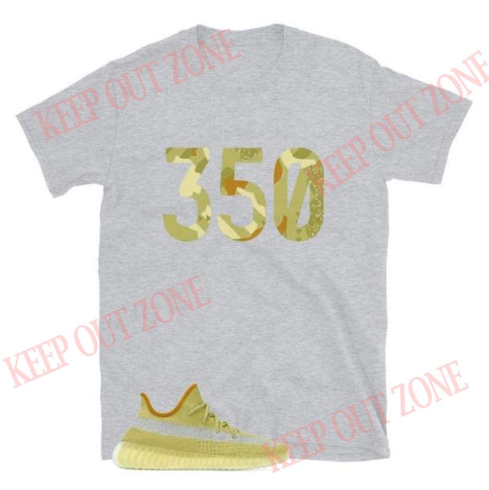 Great Yeezy Boost 350 V2 Tee Marsh Short-sleeve Unisex T-shirt So Beautiful