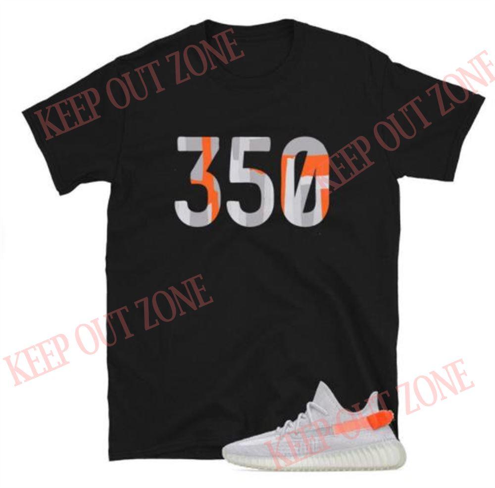 Great Yeezy Boost 350 V2 Tee Tail Light Short-sleeve Unisex T-shirt Marvelous