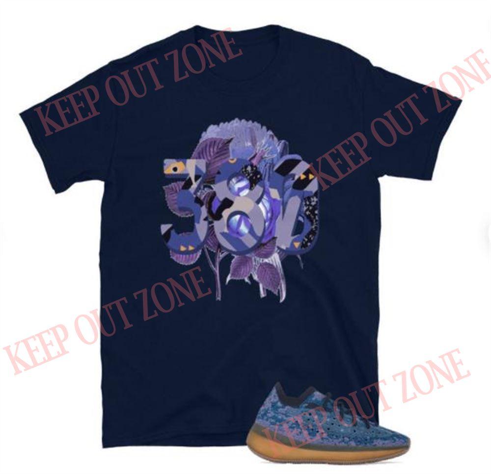 Fantastic Yeezy Boost 380 Covellite Unisex T-shirt 100% Cotton