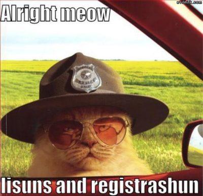 cat cop