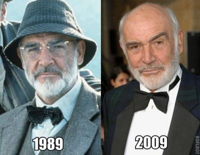 sean connery max level