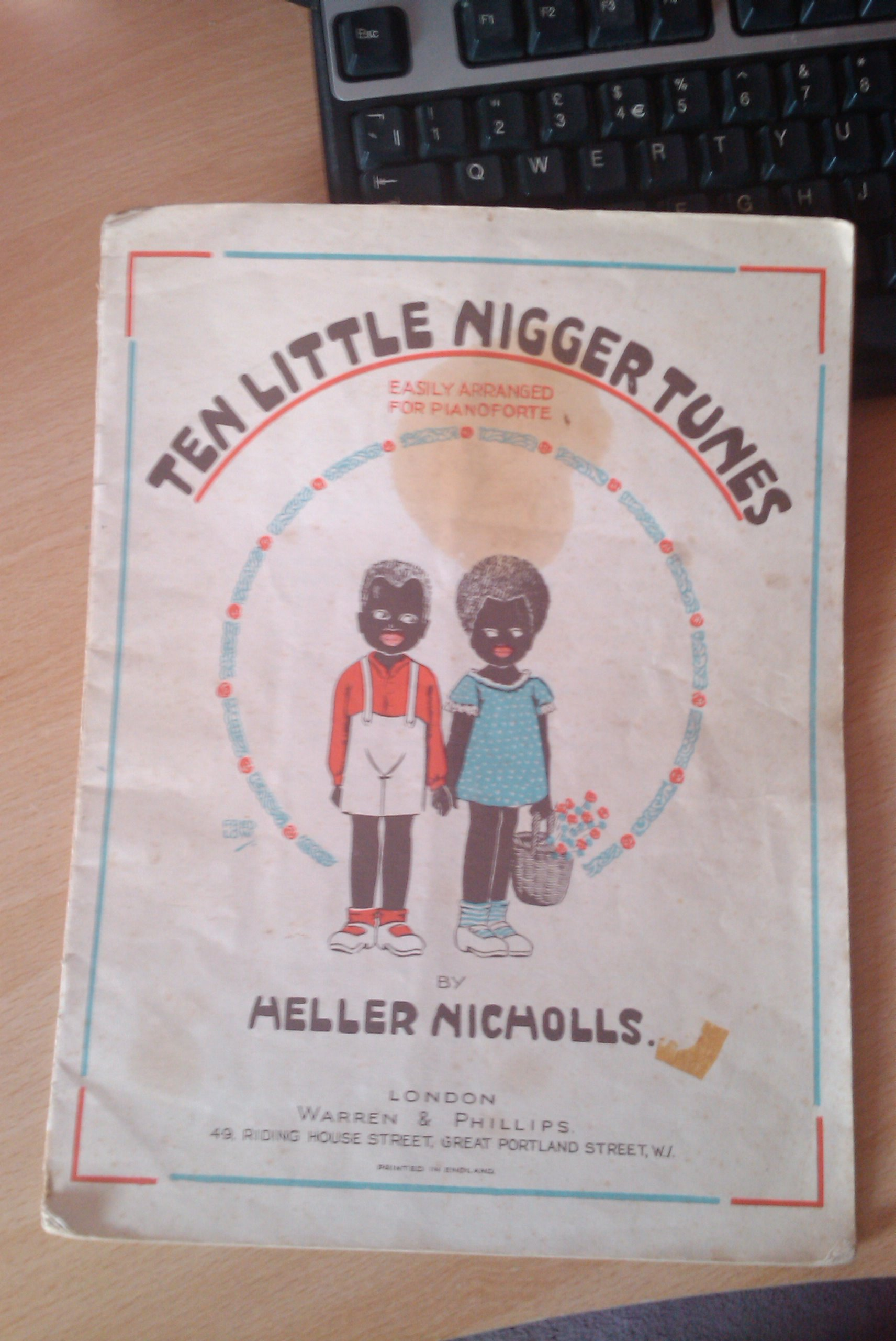 racist album