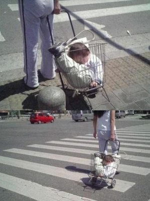 mother of the year basket kid